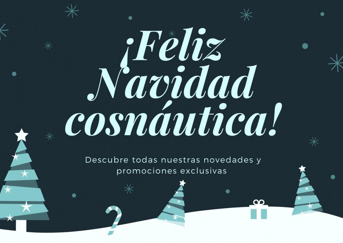 Navidad cosnáutica: ¡no te pierdas nuestras novedades y promociones!
