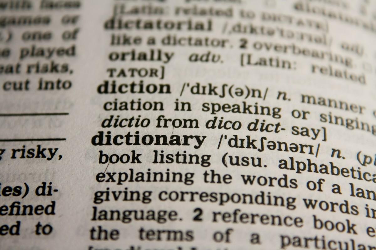 Las mil y una formas de un diccionario de medicina